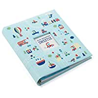 Hallmark 5 Year Memory Baby Book - Transportation Theme