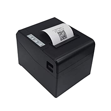 Impresora portátil Impresora, POS-8330 Agua y Aceite ...
