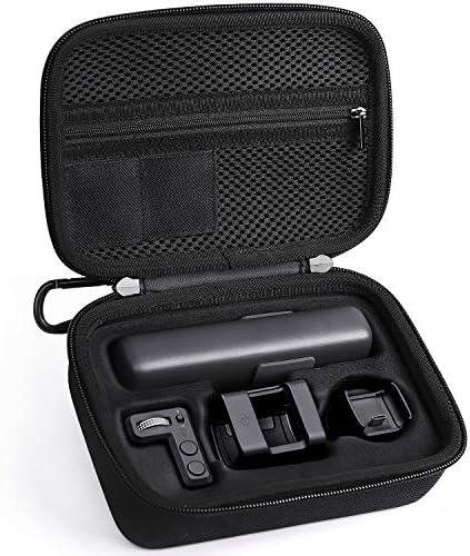 SHBC Estuche Duro Compatible para dji OSMO Pocket Accessories Bolsa de Viaje Protectora para Kit de expansión Controlador Rueda módulo inalámbrico Montaje de Accesorios: Amazon.es: Electrónica