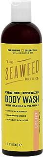 product image for The Seaweed Bath Co. Energizing Collection Body Wash, Uplift Scent, Grapefruit & Orange, Revitalizing Cleanser, Vegan, Sulfate Free, 6 oz.