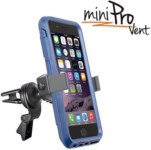 Sonys comes with 2 mounting options IBU-33421 iBOLT miniPro Vent Universal Car Dock for iPhone 6 // 6s plus // 7 // 8 // X Samsung Galaxy S7 // S8 // Note 8 // Note 5 MotoX comes with 2 mounting options Sony/'s HTC /'s LG HTC s