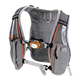 GoMotion Reactor 2 Reflective LightVest, Rechargeable Lithium-Ion Batteries, 150 Lumen CREE LED