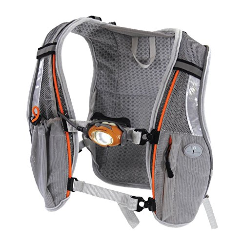 GoMotion Reactor 2 Reflective LightVest, Rechargeable Lithium-Ion Batteries, 150 Lumen CREE LED by GoMotion (Image #2)