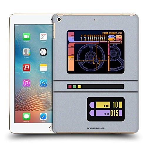 Official Star Trek Padd Gadgets TNG Hard Back Case for iPad 9.7 2017 iPad 9.7 2018
