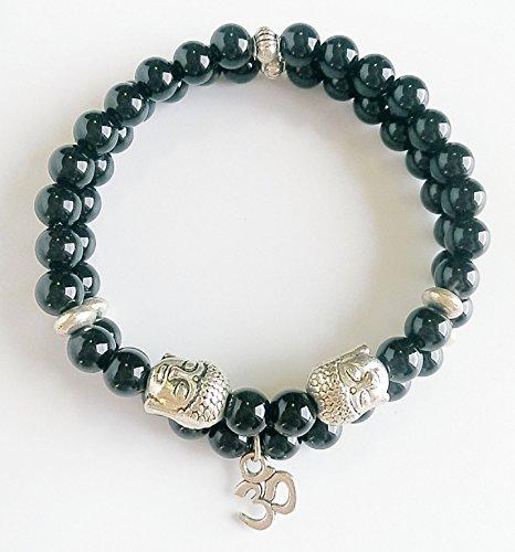 Agate Yoga Wrist Bracelet
