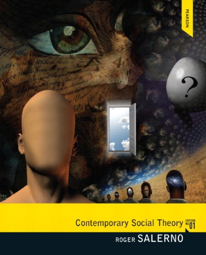 Contemporary Social Theory Plus MySearchLab with eText -- Access Card Package