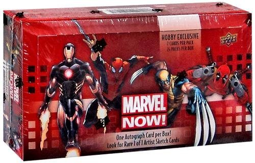 marvel cards box - 9
