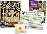 Bee-Friendly Wild Flower Seeds