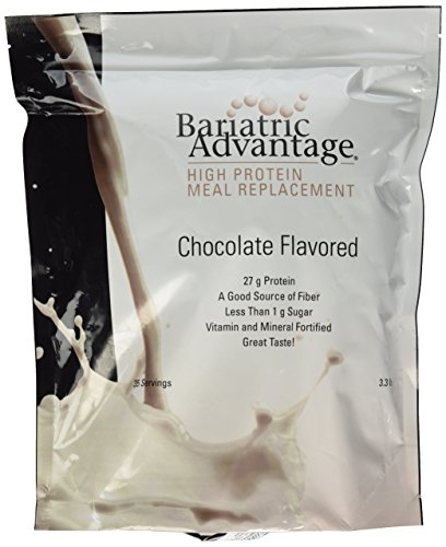 Bariatric Advantage High Protein Meal Replacement Chocolate -- 35 Servings Bariatric Advantage