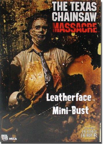 Neca buste Leatherface 17 cm 6-34482-42045-4 Massacre /à la Tron/çonneuse