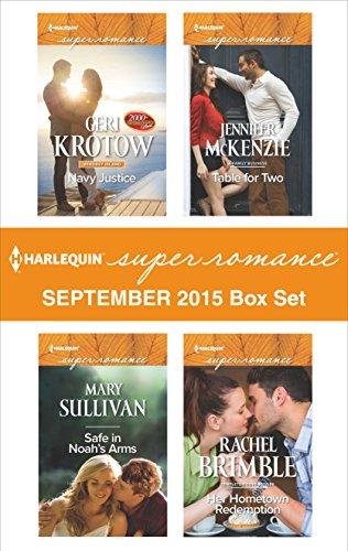book cover of Harlequin Superromance September 2015 Box Set