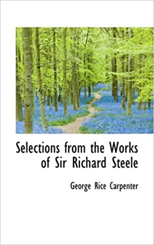 richard steele works