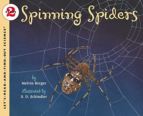 Spinning Spiders (LetS-Read-And-Find-Out Science): Amazon.es ...
