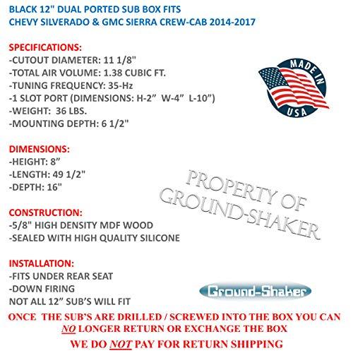 Buy shallow mount subwoofer 2018