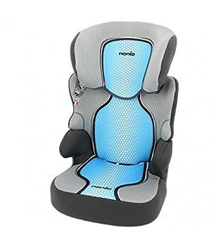 Mycarsit Sitzerhöhung mit Rückenlehne, Gruppe 2/3(von 15bis 36kg), Pink TF6XG 749605