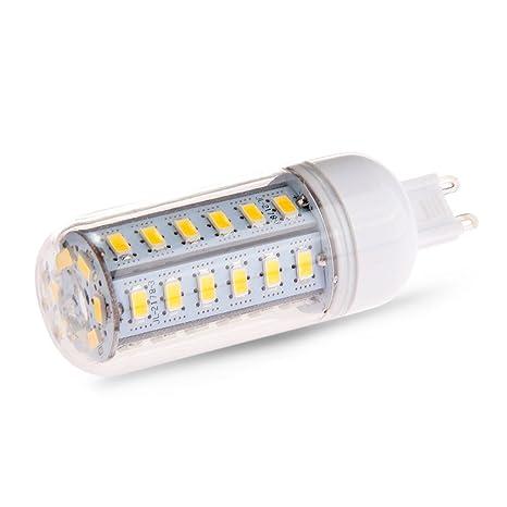 Sonline G9 7W SMD5630 42 focos de la luz del maiz LED bombilla de AC220-