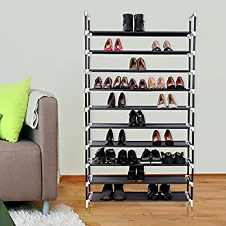 schuhregal vergleich tests die 11 schuhregale f r 2018. Black Bedroom Furniture Sets. Home Design Ideas