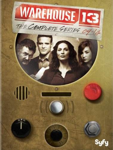 Amazon Deal of the Day: Warehouse 13: The Complete Series Starting at $54.99
