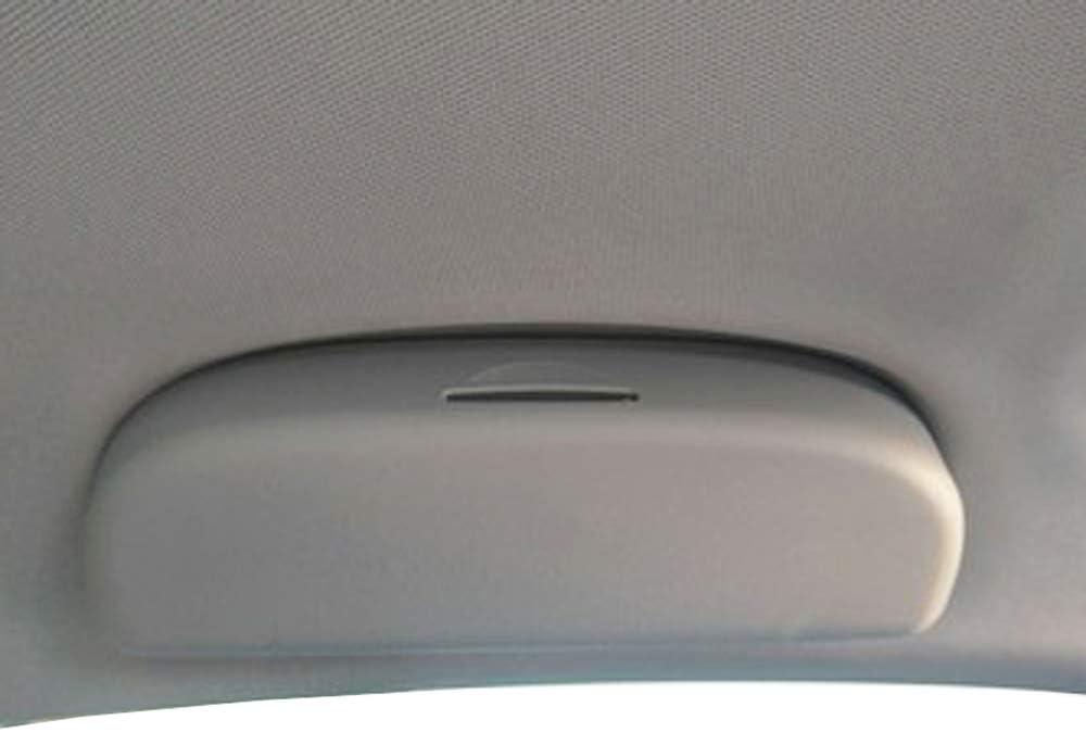 Grau Brillenhalter f/ür Auto Sonnenblende Sonnenbrillen Brillen f/ür 320 328 F07 F10 F11 F48 520 528 X1 X3 X5 E90 E91 F31 F34 F30