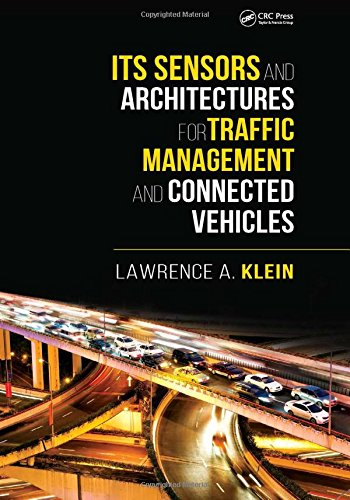 ITS Sensors and Architectures for Traffic Management and Connected Vehicles-cover