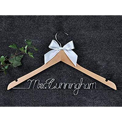 3 Shapes to Choose From Resin Hangers Laser Cut Personalized