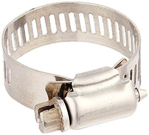 DealMux Hollow Out Hardware Parts Hose Pipe Fastener Clamp Hoop (3 Piece), 21-44mm by DealMux