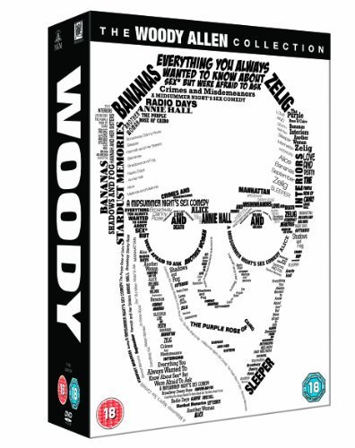 The Woody Allen Collection (Alice / Annie Hall / Another Woman / Bananas / Broadway Danny Rose / Crimes and Misdemeanors / Everything You Always Wanted to Know Ab...)[Region 2] by Joe Mantegna