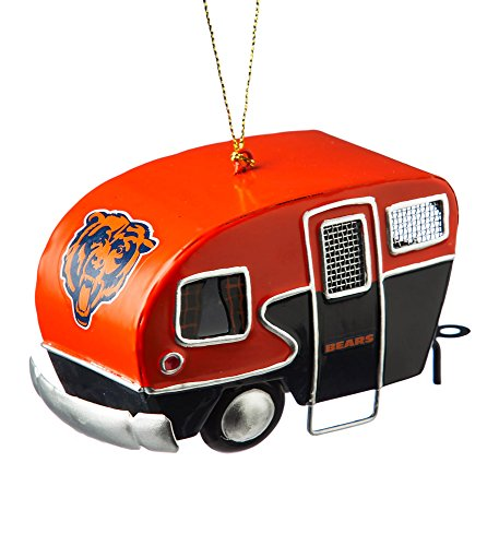 Metal Chicago Bears Camper