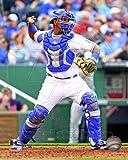 Salvador Perez Kansas City Royals 2013 MLB Action Photo 8x10 #8