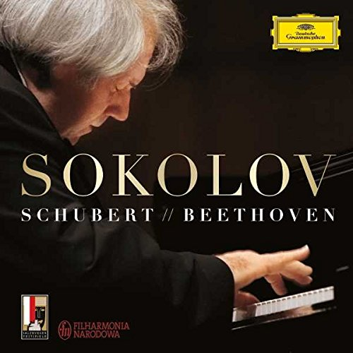 CD : Grigory Sokolov - Schubert & Beethoven (2 Disc)