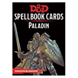 Gale Force 9 Paladin Deck Dungeons & Dragons Spell Book Cards