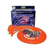 Taylor Cable 78353 Hot Orange 8mm Universal Fit Spiro Pro Spark Plug Wire Set