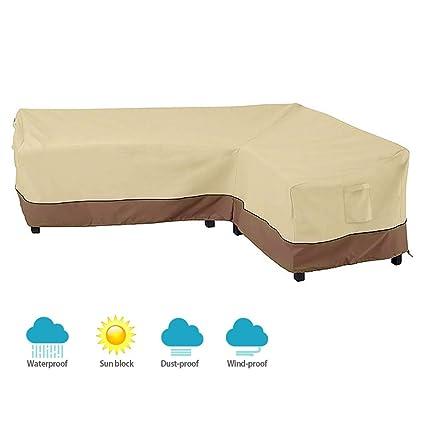 Amazon.com: Scorpiuse - Funda para sofá seccional en forma ...