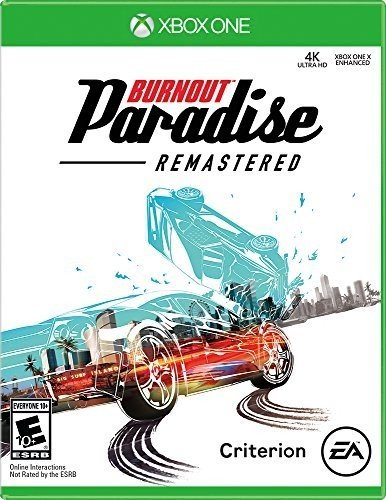 Burnout Paradise Remastered - Xbox One by Electronic Arts