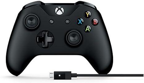 Microsoft – Mando Xbox + Cable Compatible con PC: Microsoft ...