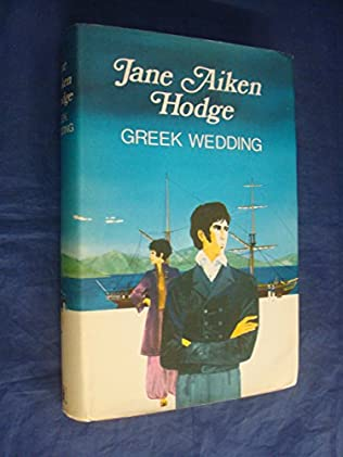 book cover of Greek Wedding