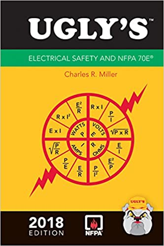 Sensational Uglys Electrical Safety And Nfpa 70E 2018 Edition Charles R Wiring Digital Resources Xeirawoestevosnl