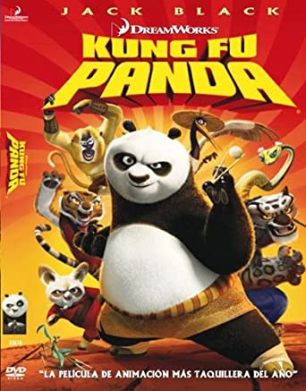 Amazon.com: Kung Fu Panda (Import Movie) (European Format ...