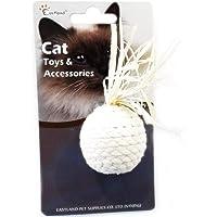 Eastland Düğümlü İp Kedi Oyn.Çap:4,5 Cm