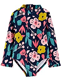 Simple Joys by Carter's Baby-Girls One Piece One Piece Swimsuit
