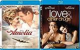 Love & Other Drugs + Amelia Blu Ray Romantic Sexy Drama Set