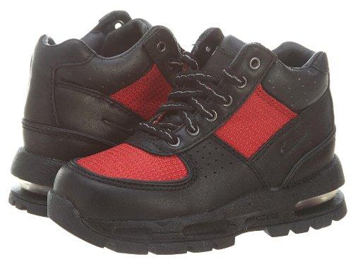 Nike - Zapatillas de running para hombre Black/Varsity Red-Black