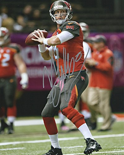 Mike Glennon Hand Signed / Autographed Tampa Bay Buccaneers/Bucs 8 x 10 Photo