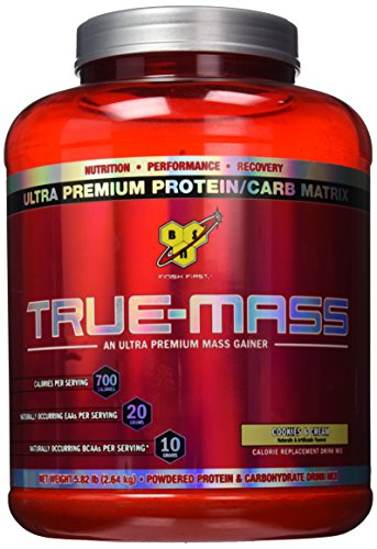 (BSN True-Mass Gainer Cookies & Cream -- 5.82)