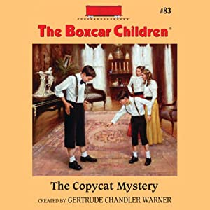 The Copycat Mystery Audiobook