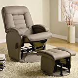 Best Chair Glider Recliners - Coaster Recliners with Ottomans Glider Chair with Ottoman Review