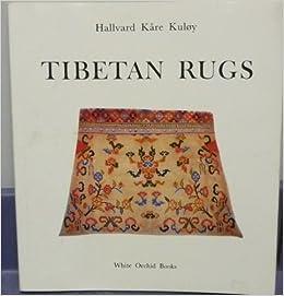 Book Tibetan Rugs by Hallvard Kare Kuloy (1996-09-03)