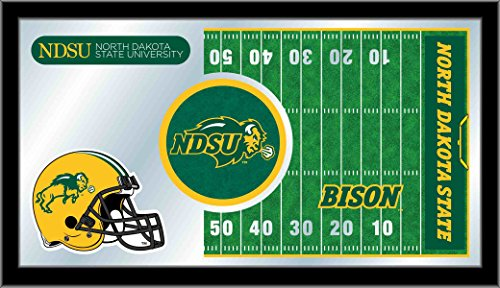 Dakota 26 Inch Bar Stool - Holland Bar Stool Co. NCAA North Dakota State 15 x 26-Inch Football Mirror