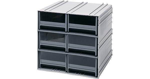 Amazon.com: Quantum Gray Gabinete de almacenamiento con gris ...
