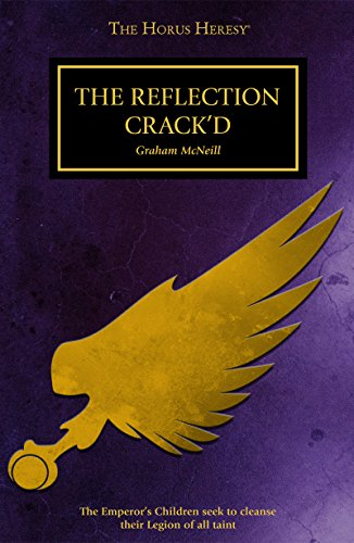The Reflection Crack'd (The Horus Heresy), used for sale  Delivered anywhere in USA